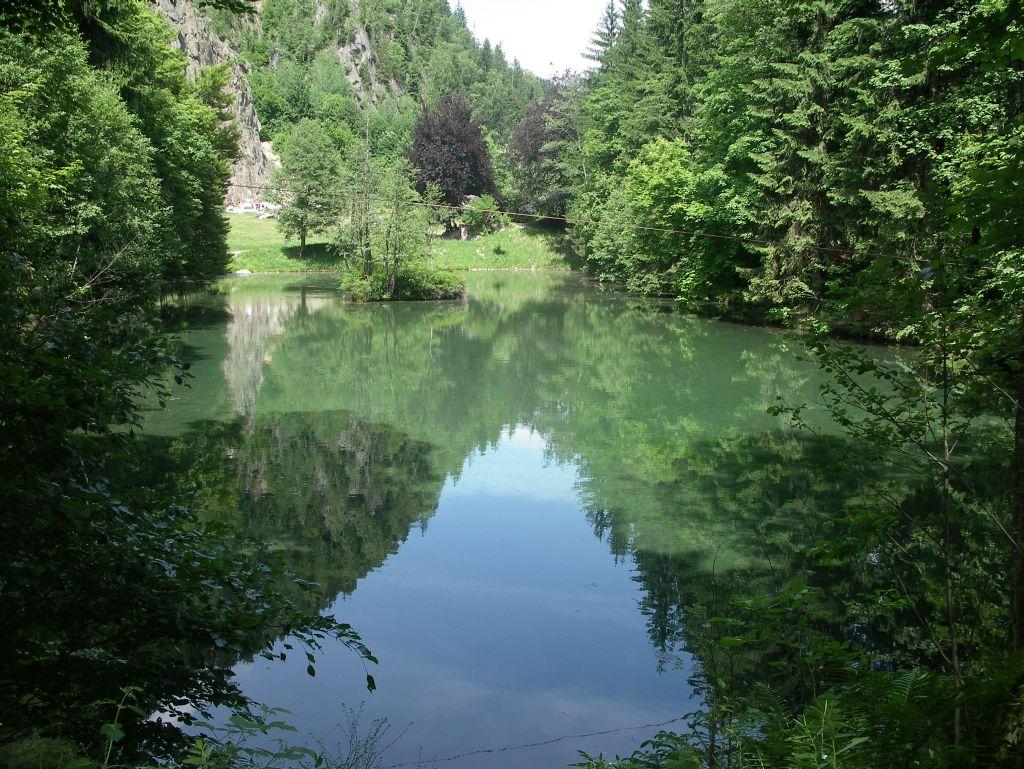 Fédération de Pêche de Haute-Savoie - 74 | Le lac de Balme