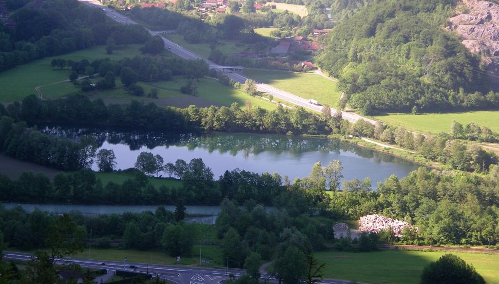 Fédération de Pêche de Haute-Savoie - 74 | Le lac à l'Anglais