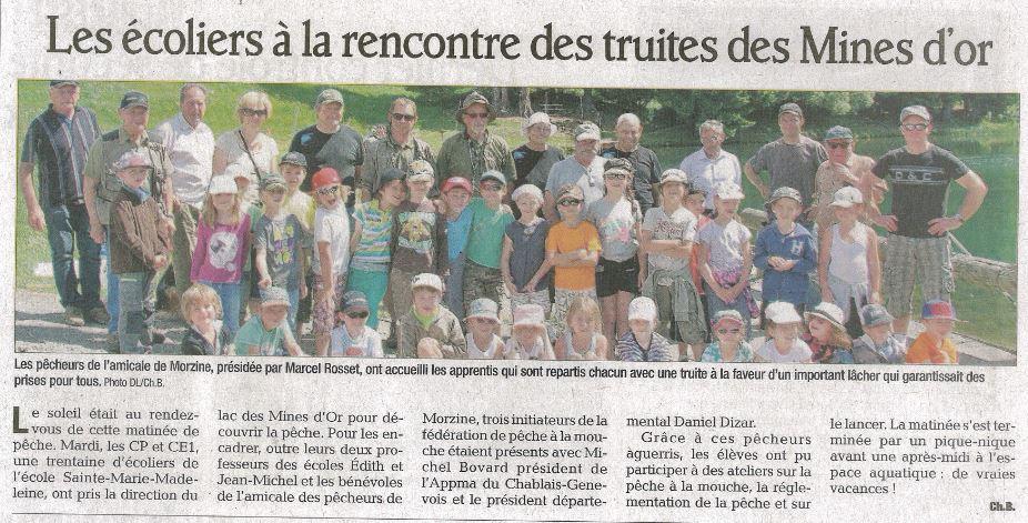 Dauphiné Libéré 05-07-13