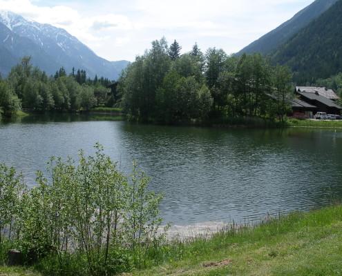 Lac de Champraz