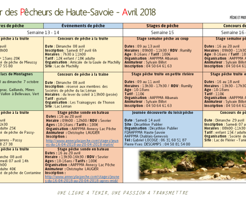 Calendrier Avril_2018